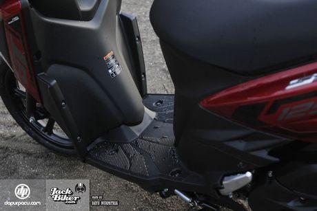 Scooter Yamaha Soul GT 'doi thu' cua Honda Click Thai - Anh 15