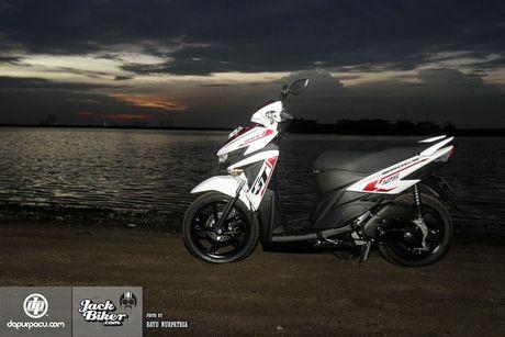 Scooter Yamaha Soul GT 'doi thu' cua Honda Click Thai - Anh 2