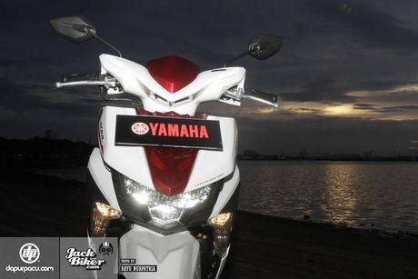 Scooter Yamaha Soul GT 'doi thu' cua Honda Click Thai - Anh 3