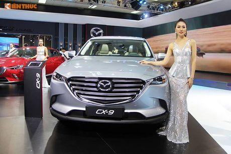 Mazda Viet Nam 'trinh lang' loat xe moi tai VMS 2016 - Anh 2