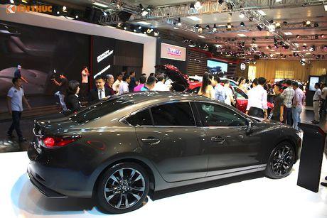 Mazda Viet Nam 'trinh lang' loat xe moi tai VMS 2016 - Anh 3