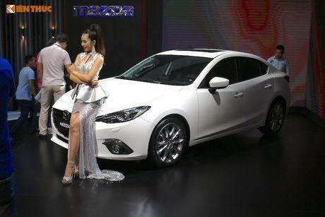 Mazda Viet Nam 'trinh lang' loat xe moi tai VMS 2016 - Anh 4