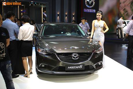 Mazda Viet Nam 'trinh lang' loat xe moi tai VMS 2016 - Anh 5