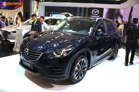 Mazda Viet Nam 'trinh lang' loat xe moi tai VMS 2016 - Anh 6