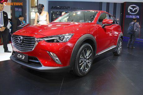 Mazda Viet Nam 'trinh lang' loat xe moi tai VMS 2016 - Anh 7