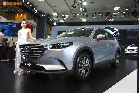 Mazda Viet Nam 'trinh lang' loat xe moi tai VMS 2016 - Anh 8