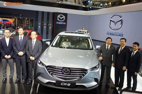 Mazda Viet Nam 'trinh lang' loat xe moi tai VMS 2016 - Anh 9