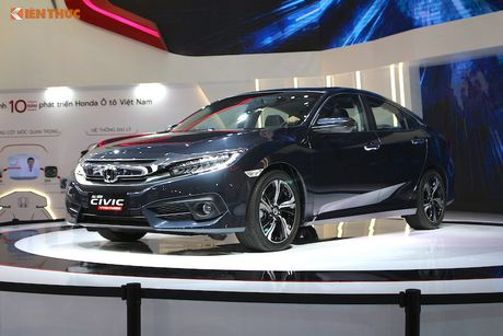 Can canh Honda Civic 2017 gia 'duoi 1 ty dong' tai VN - Anh 15