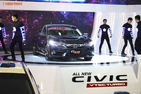 Can canh Honda Civic 2017 gia 'duoi 1 ty dong' tai VN - Anh 1