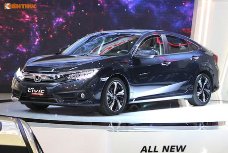 Can canh Honda Civic 2017 gia 'duoi 1 ty dong' tai VN - Anh 2