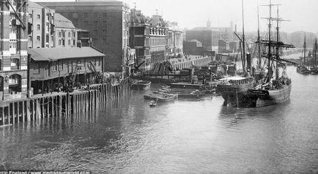 Kham pha 'thoi hoang kim' cua song Thames - Anh 4