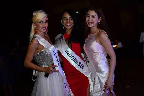 Bao Nhu rang ro cung cac nguoi dep Hoa hau Lien luc dia 2016 - Anh 7