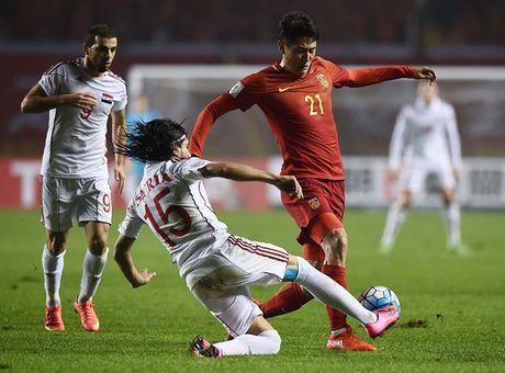 Trung Quoc thua soc, Thai Lan xa dan World Cup - Anh 1