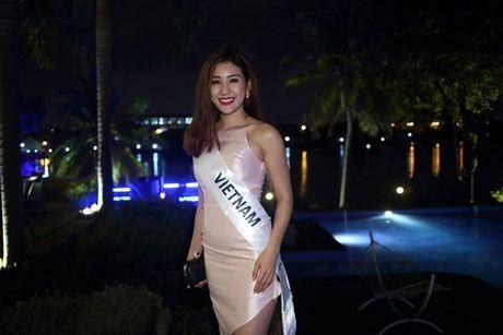 "Bao Nhu o cung phong thi sinh ""Cuong quoc Hoa hau"" Philippines - Anh 1"