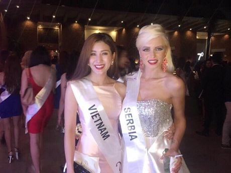 "Bao Nhu o cung phong thi sinh ""Cuong quoc Hoa hau"" Philippines - Anh 3"