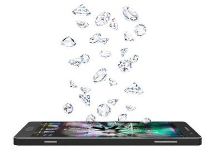 Diamond Glass cung hon ca Gorilla Glass - Anh 1