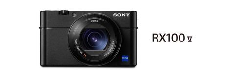 Sony RX100 V chinh thuc: May compact lay net nhanh nhat, 315 diem AF, 24fps, gia 1000 USD - Anh 1