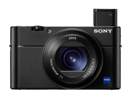 Sony RX100 V chinh thuc: May compact lay net nhanh nhat, 315 diem AF, 24fps, gia 1000 USD - Anh 7