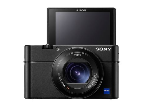 Sony RX100 V chinh thuc: May compact lay net nhanh nhat, 315 diem AF, 24fps, gia 1000 USD - Anh 8