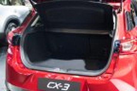 Mazda trung bay CX-3, khang dinh chua co ke hoach ban tai Viet Nam - Anh 23