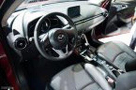 Mazda trung bay CX-3, khang dinh chua co ke hoach ban tai Viet Nam - Anh 24