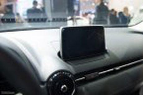 Mazda trung bay CX-3, khang dinh chua co ke hoach ban tai Viet Nam - Anh 25