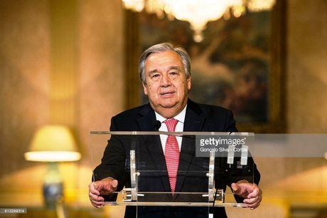 Tieu su tan Tong Thu ky LHQ Antonio Guterres - Anh 1