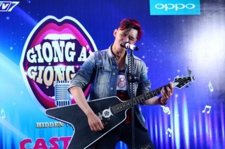 """Giong Ai Giong Ai: Gameshow am nhac dau tien danh cho nguoi """"hat hay khong bang hay hat"""" - Anh 4"""