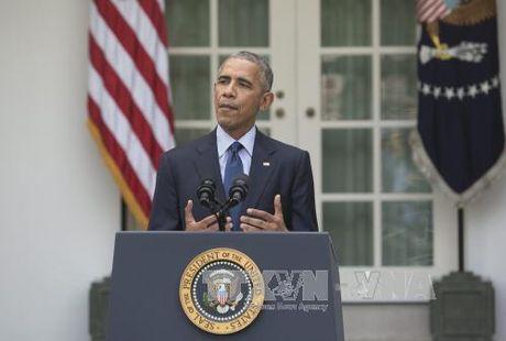 Tong thong Obama dat muc tin nhiem cao ky luc - Anh 1