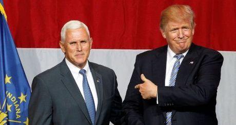 """""""Hinh tuong"""" Pence va chien thuat cua ong Trump - Anh 1"""