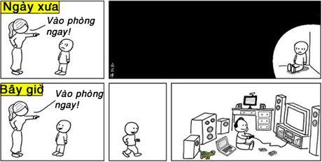 Cuoc song qua thay doi: Xua tha dieu, nay tha... dang - Anh 8