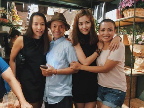 Milan Pham bong 'noi nhu con' nho 'yeu' Tien Dat? - Anh 2