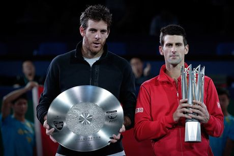 Novak Djokovic tim so 8 may man tai ATP 1000 Thuong Hai Master 2016 - Anh 2