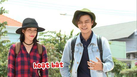 Vo Minh Lam bat ngo duoc nguoi dep Ngo Phuong Anh 'to tinh' - Anh 1