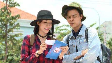 Vo Minh Lam bat ngo duoc nguoi dep Ngo Phuong Anh 'to tinh' - Anh 2