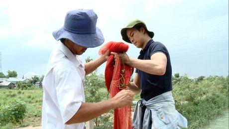 Vo Minh Lam bat ngo duoc nguoi dep Ngo Phuong Anh 'to tinh' - Anh 3