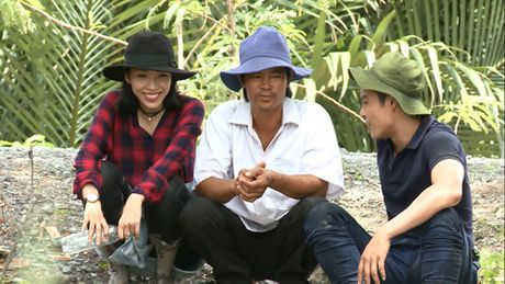 Vo Minh Lam bat ngo duoc nguoi dep Ngo Phuong Anh 'to tinh' - Anh 4