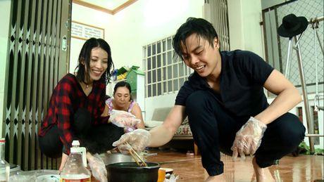Vo Minh Lam bat ngo duoc nguoi dep Ngo Phuong Anh 'to tinh' - Anh 5