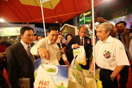 Ha Noi: Khai mac Hoi cho hang Viet Nam chat luong cao Thuc pham - Nong san sach 2016 - Anh 3