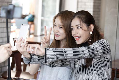 Chi Pu duoc thanh vien cua T-ara khen ngoi het loi - Anh 10