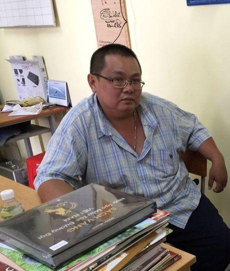 Anh trai Minh Beo: 'Em toi van khoe manh' - Anh 1