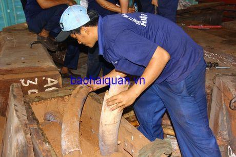 Can canh lo hang hon 2 tan nga voi nhap lau bi bat giu tai cang Cat Lai - Anh 7