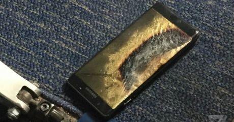 Samsung Galaxy Note 7 da doi co the bi thu hoi lan 2? - Anh 1