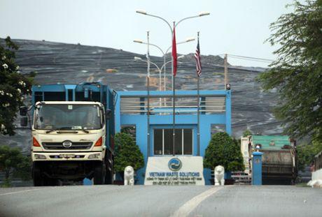 Chuyen gia: Da Phuoc tra rac la ep TP HCM - Anh 1