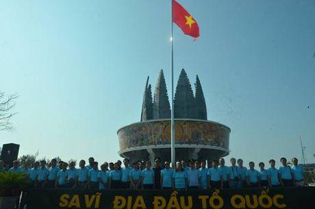 Quang Ninh: Khai mac trai sang tac VHNT ve bien gioi, bien dao - Anh 1