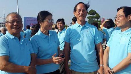 Quang Ninh: Khai mac trai sang tac VHNT ve bien gioi, bien dao - Anh 2