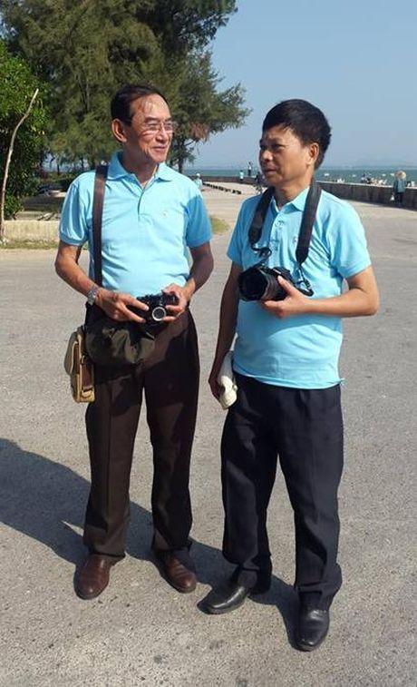 Quang Ninh: Khai mac trai sang tac VHNT ve bien gioi, bien dao - Anh 5