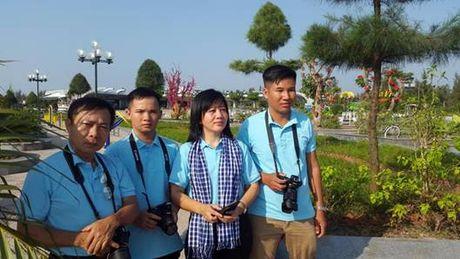Quang Ninh: Khai mac trai sang tac VHNT ve bien gioi, bien dao - Anh 6
