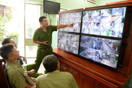 Lap dat camera giam sat an ninh toan TP Da Nang - Anh 1