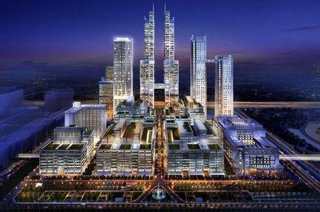 Dubai World Trade Centre se su dung nang luong mat troi - Anh 1